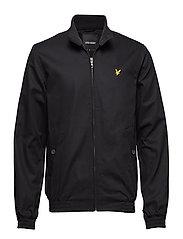 Harrington jacket - TRUE BLACK