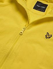 Lyle & Scott - Zip Through Hooded Jacket - vestes légères - buttercup yellow - 3