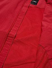 Lyle & Scott - Zip Through Hooded Jacket - vestes légères - gala red - 5