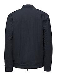 Brushed Cotton Bomber Jacket