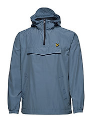 Overhead Jacket - MIST BLUE