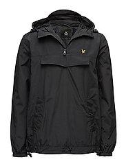 Overhead Jacket - TRUE BLACK