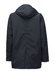 Removable Hooded Mac