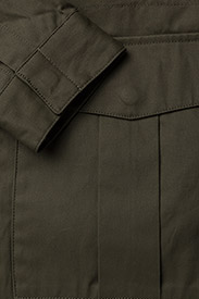 Lyle & Scott - Field Jacket - light jackets - olive - 4