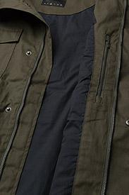 Lyle & Scott - Field Jacket - light jackets - olive - 5