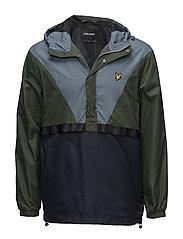 Showerproof Jacket - LEAF GREEN
