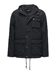 Hooded Jacket - DARK NAVY