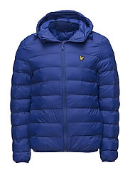 Lightweight Puffer Jacket - DUKE BLUE