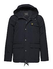 Micro Fleece Lined Jacket - DARK NAVY