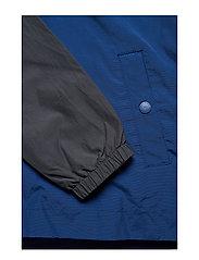 Lyle & Scott - Colour Block 1/4 Zip Jacket - anorakit - anthracite - 5
