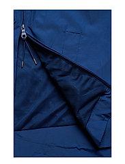 Lyle & Scott - Colour Block 1/4 Zip Jacket - anorakit - anthracite - 6
