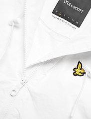 Lyle & Scott - Zip Through Jacket - lichte jassen - white - 2