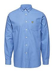 Stonewash Shirt - CORNFLOWER BLUE