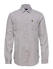 Sun Bleached Shirt - DOLPHIN GREY