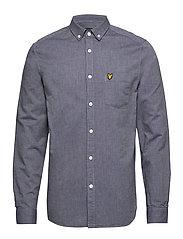 Oxford Shirt - BLUE DUST