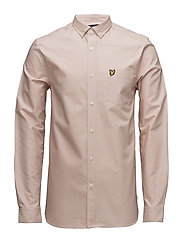 Oxford Shirt - DUSTY PINK