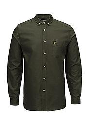 Oxford Shirt - LEAF GREEN
