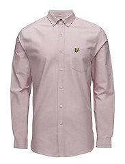 Oxford Shirt - PINK SHAKE