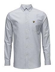 Oxford Shirt - STONEWASH BLUE