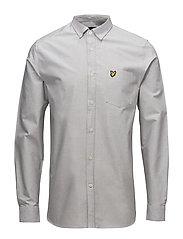Oxford Shirt - TRUE GREY