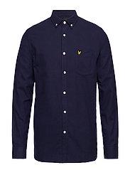 Winter Weight Flannel Shirt - NAVY