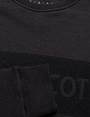 Flock Logo Sweatshirt