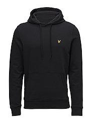Pullover Hoodie - TRUE BLACK