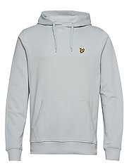 Pullover Hoodie - LIGHT SILVER