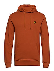 Pullover Hoodie - TOBACCO