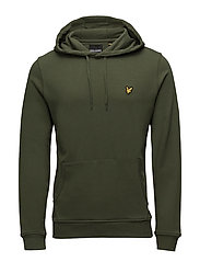 Pullover Hoodie - WOODLAND GREEN