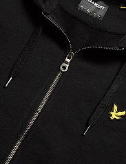 Lyle & Scott - Zip Through Hoodie - hoodies - jet black - 2