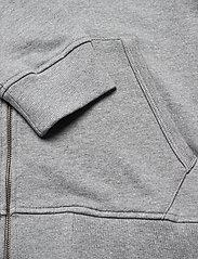 Lyle & Scott - Zip Through Hoodie - hoodies - mid grey marl - 3