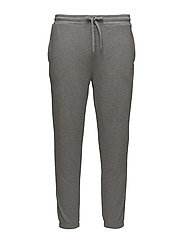 Slim Sweat Pant - MID GREY MARL
