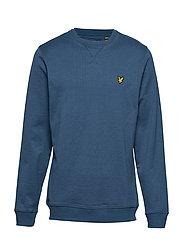 Mouline Sweatshirt - PETROL