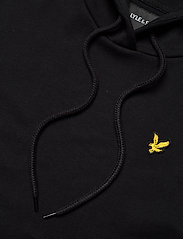 Lyle & Scott - Hoodie - sweatshirts & hættetrøjer - jet black - 2