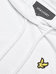 Lyle & Scott - Hoodie - sweatshirts & hættetrøjer - white - 2