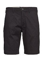 Chino Short - TRUE BLACK