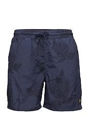 Fern Print Swimshort