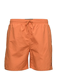 Plain Swim Short - FOX ORANGE