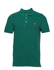 Snow Wash Polo Shirt - ALPINE GREEN