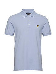 Polo Shirt - BLUE SMOKE