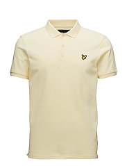 Polo Shirt - BUTTER CREAM