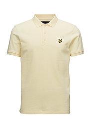 Polo Shirt - BUTTER CREAM