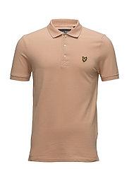 Polo Shirt - DUSKY CORAL
