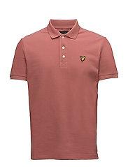 Polo Shirt - SUNSET PINK