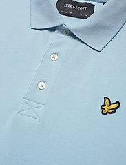 Lyle & Scott - Plain Polo Shirt - polos à manches courtes - deck blue - 2