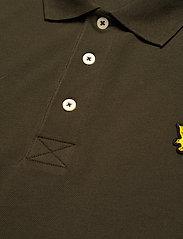 Lyle & Scott - Plain Polo Shirt - polos à manches courtes - trek green - 2