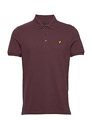 Polo Shirt - BERRY