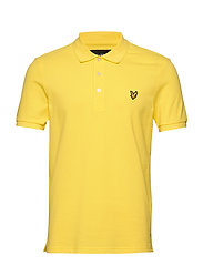 Polo Shirt - BUTTERCUP YELLOW