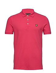 Polo Shirt - GERANIUM PINK